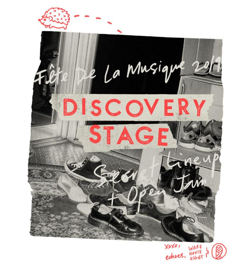 Fete De La Musique: Discovery Stage