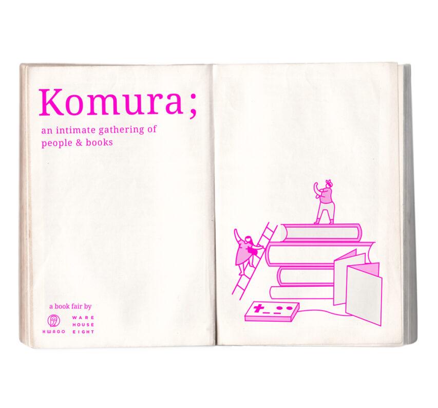 Komura; Book Fair 2019