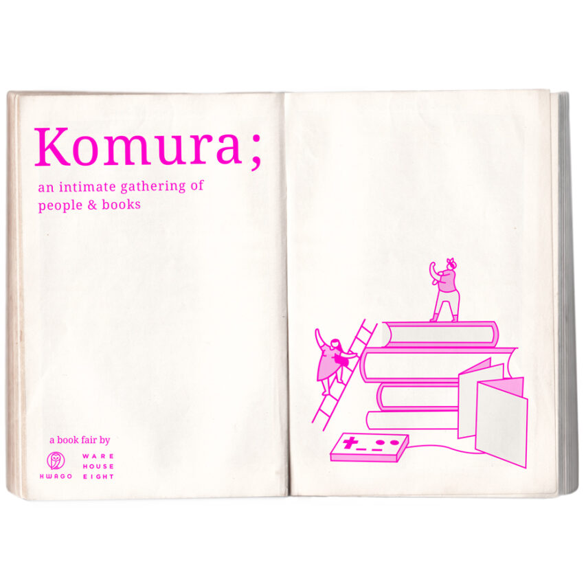 Komura; Book Fair 2019